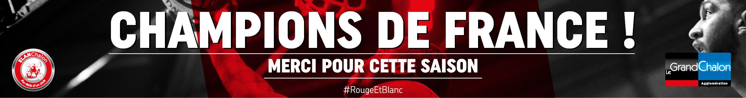 L'Elan Champion de France
